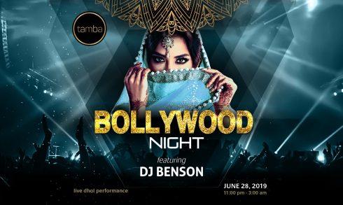 Bollywood Night at Tamba Restaurant - Coming Soon in UAE, comingsoon.ae