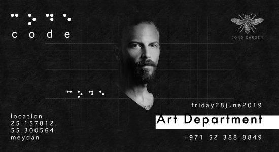 Code DXB – Art Department - comingsoon.ae