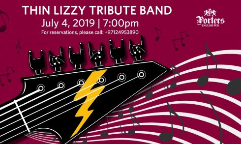The Best of Thin Lizzy Tribute Show - Coming Soon in UAE, comingsoon.ae