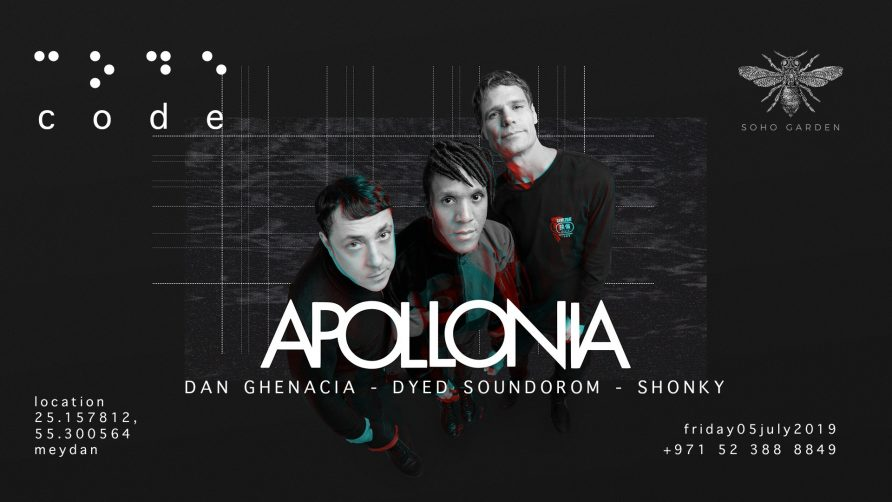 Code DXB – Apollonia - Coming Soon in UAE, comingsoon.ae