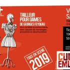 Bourgeois Gentilhomme and Tailleur Pour Dames at The Junction by Culture Emulsion