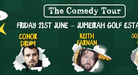 The Big Fish Comedy Tour - comingsoon.ae