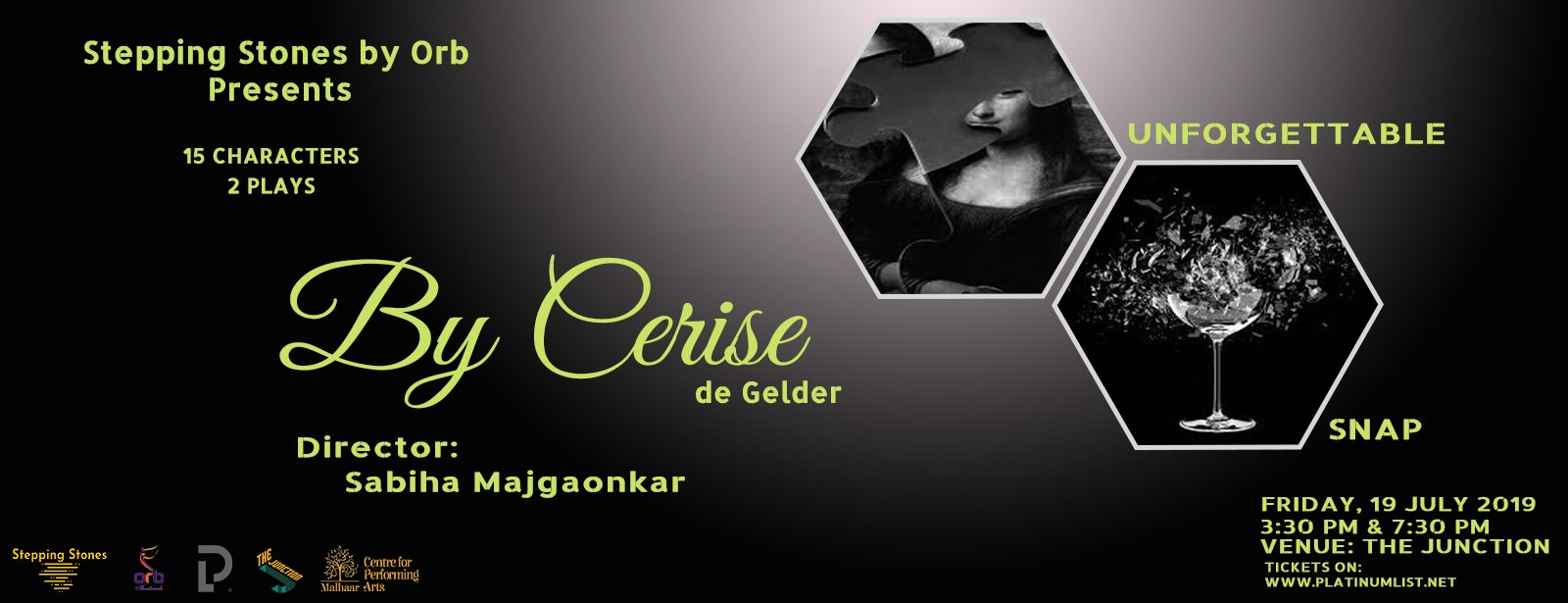 By Cerise Two Plays At The Junction In Dubai Coming Soon