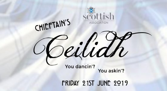 Chieftain's Ceilidh with the Scottish Association - comingsoon.ae
