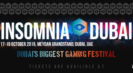 Insomnia Gaming Festival - comingsoon.ae