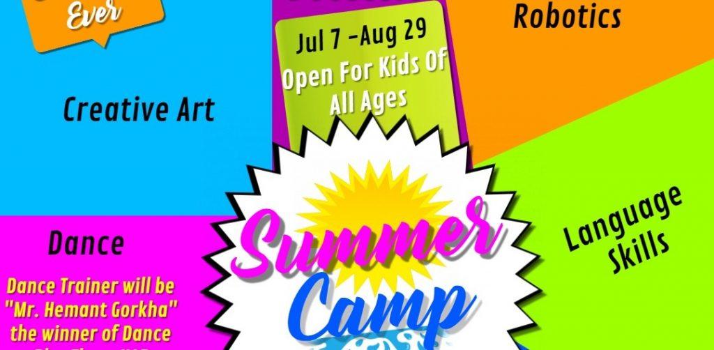 Summer Camp for kids by Mind Boosters Sharjah - Coming Soon in UAE, comingsoon.ae