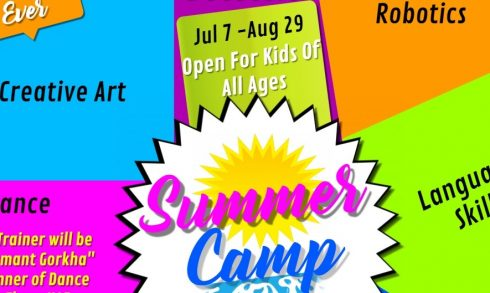 Summer Camp for kids by Mind Boosters Sharjah - Coming Soon in UAE, comingsoon.ae