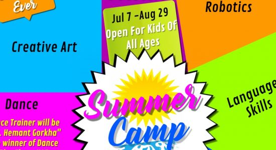 Summer Camp for kids by Mind Boosters Sharjah - comingsoon.ae