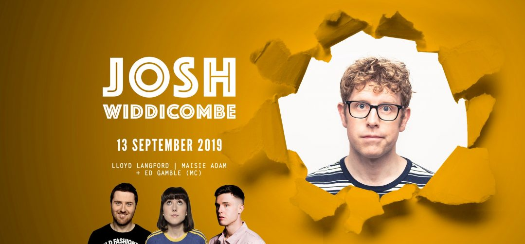 Josh Widdicombe comedy show at the Dubai Opera - Coming Soon in UAE, comingsoon.ae