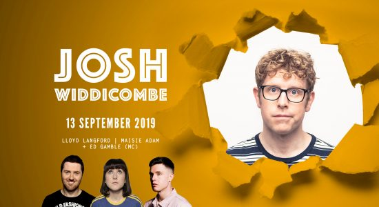 Josh Widdicombe comedy show at the Dubai Opera - comingsoon.ae