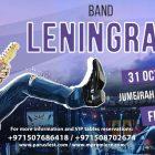 PaRus Music Fest 2019 – Leningrad Band at Jumeirah Beach Hotel, Dubai in Dubai