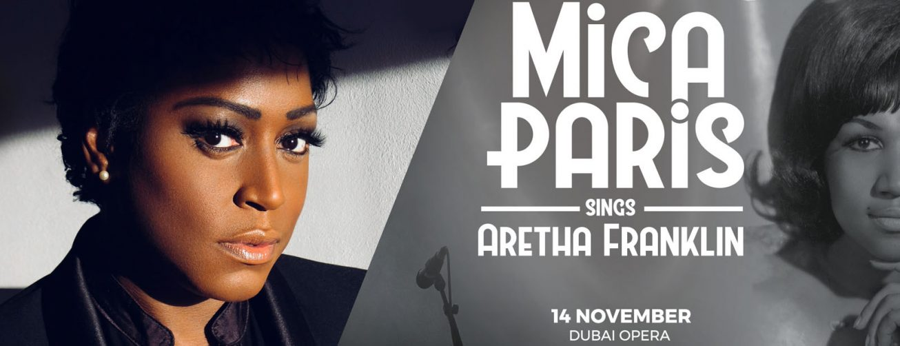 Mica Paris sings Aretha Franklin - Coming Soon in UAE, comingsoon.ae