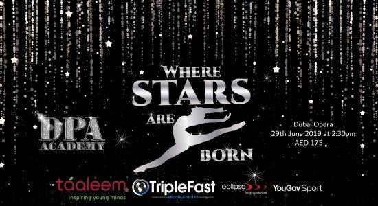 Where Stars Are Born at the Dubai Opera - comingsoon.ae