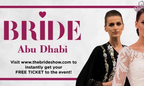 Bride Show Abu Dhabi 2019 - Coming Soon in UAE, comingsoon.ae