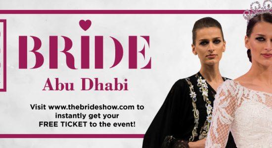 Bride Show Abu Dhabi 2019 - comingsoon.ae