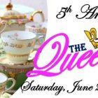 The 5th Annual Queens' Tea at Dusit Thani, Abu Dhabi in Abu Dhabi