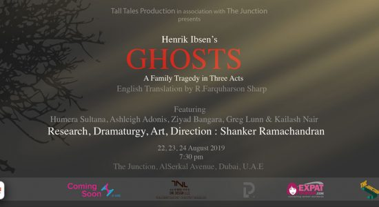 Ghosts by Henrik Ibsen at The Junction - comingsoon.ae