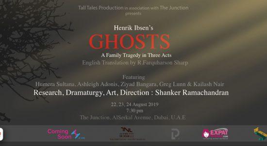 Ghosts by Henrik Ibsen at The Junction - comingsoon.ae
