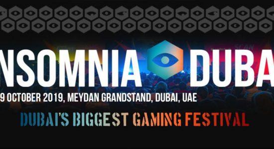 Insomnia Gaming Festival 2019 - comingsoon.ae