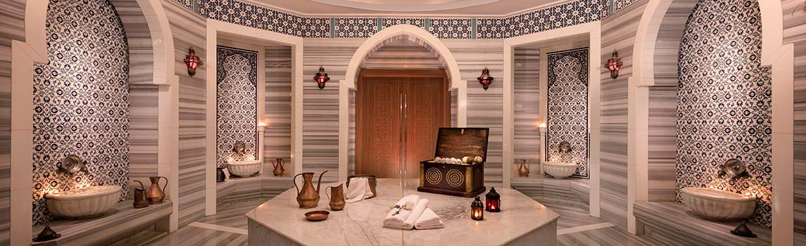 Top 10 spa in Dubai