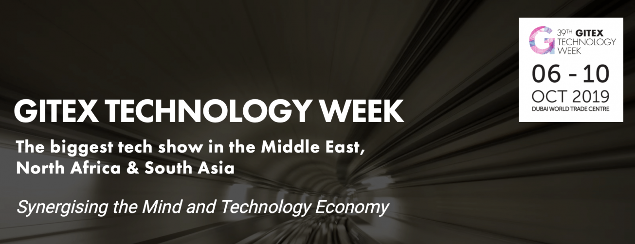 GITEX Technology Week 2019 - Coming Soon in UAE, comingsoon.ae
