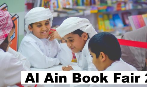 Al Ain Book Fair 2019 - Coming Soon in UAE, comingsoon.ae