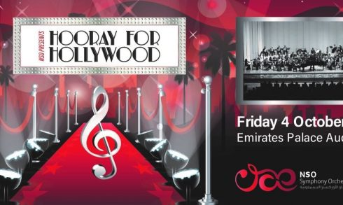 Hooray for Hollywood by NSO Symphony Orchestra - Coming Soon in UAE, comingsoon.ae