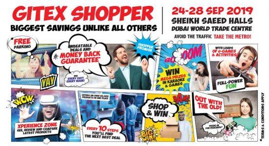 GITEX Shopper 2019 - comingsoon.ae
