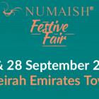 Numaish Festive Fair 2019 at Jumeirah Emirates Towers Hotel, Dubai in Dubai