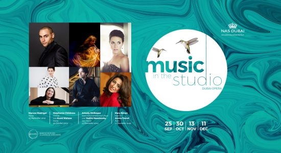 Music in the Studio at the Dubai Opera - comingsoon.ae