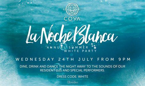 La Noche Blanca at Coya - Coming Soon in UAE, comingsoon.ae