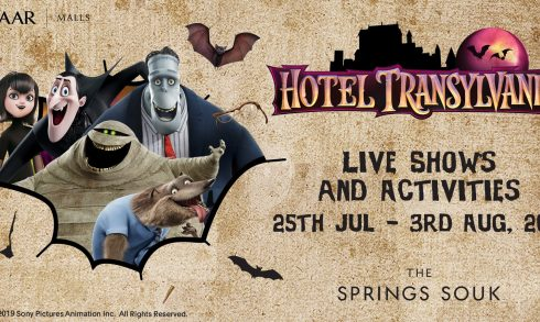 The Hotel Transylvania Live Show at The Springs Souk - Coming Soon in UAE, comingsoon.ae