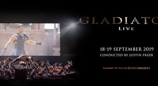 Gladiator Live In Concert - comingsoon.ae