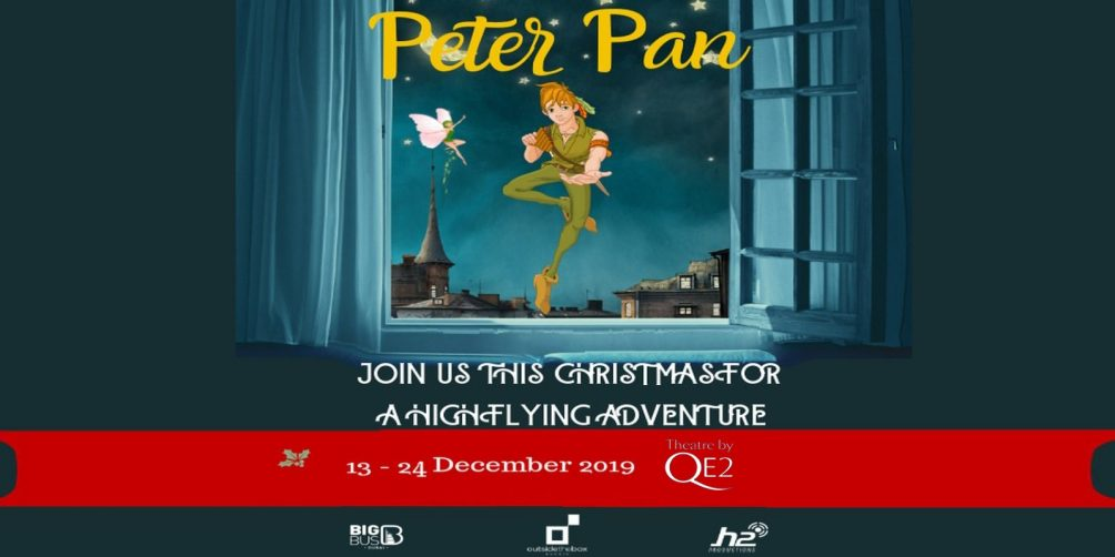 Theatre by QE2 – Peter Pan - Coming Soon in UAE, comingsoon.ae