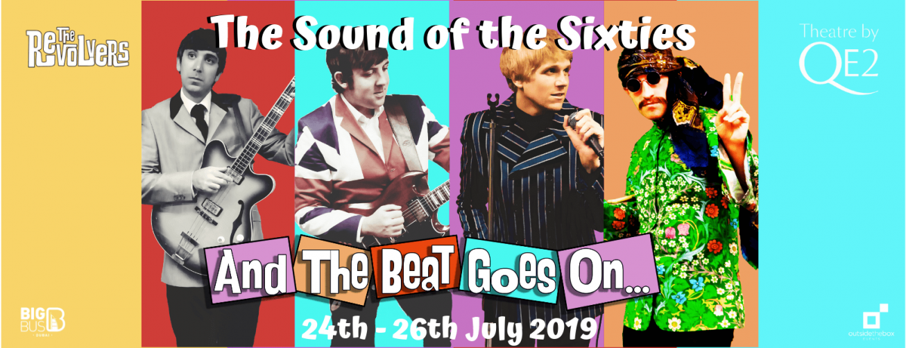Theatre by QE2 – Sound of the 60's Concert - Coming Soon in UAE, comingsoon.ae