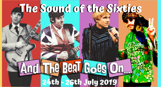 Theatre by QE2 – Sound of the 60's Concert - comingsoon.ae