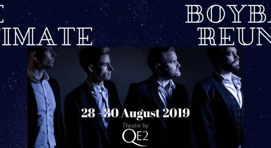 Theatre by QE2 -The Ultimate Boyband Reunion - comingsoon.ae