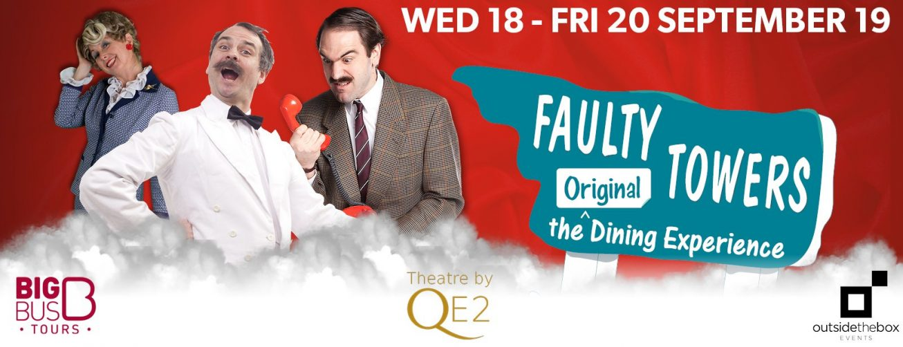 Faulty Towers The Dining Experience - Coming Soon in UAE, comingsoon.ae