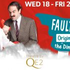 Faulty Towers The Dining Experience by Theatre by QE2