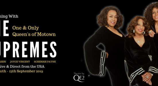 Theatre by QE2 – The Supremes - comingsoon.ae