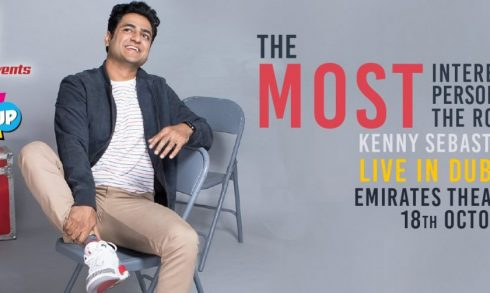 Funny Side Up with Kenny Sebastian - Coming Soon in UAE, comingsoon.ae