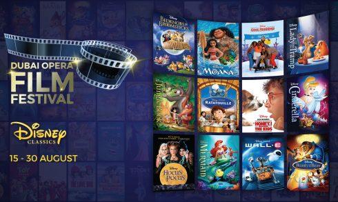 Disney Classics Film Festival at Dubai Opera - Coming Soon in UAE, comingsoon.ae