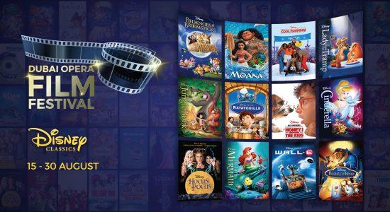 Disney Classics Film Festival at Dubai Opera - comingsoon.ae