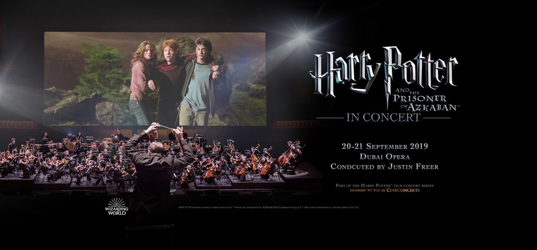 Harry Potter and the Prisoner of Azkaban in Concert - Coming Soon in UAE, comingsoon.ae