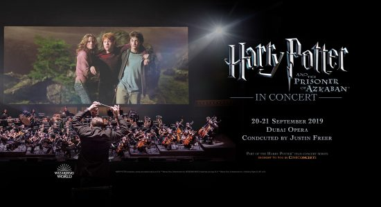 Harry Potter and the Prisoner of Azkaban in Concert - comingsoon.ae