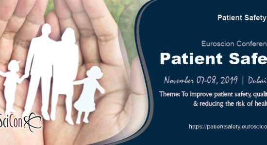 Euroscicon Conference on Patient Safety - comingsoon.ae