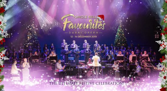 Jingle Bell Favourites at Dubai Opera - comingsoon.ae