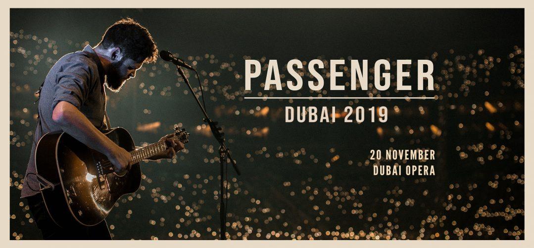 Passenger Concert at Dubai Opera - Coming Soon in UAE, comingsoon.ae