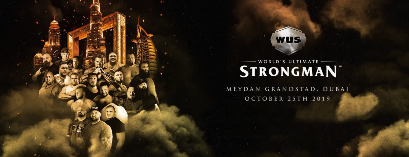 World's Ultimate Strongman – Beasts in the Middle East - Coming Soon in UAE, comingsoon.ae