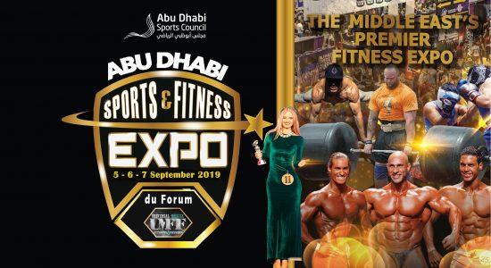 Abu Dhabi Sports and Fitness Expo 2019 - comingsoon.ae